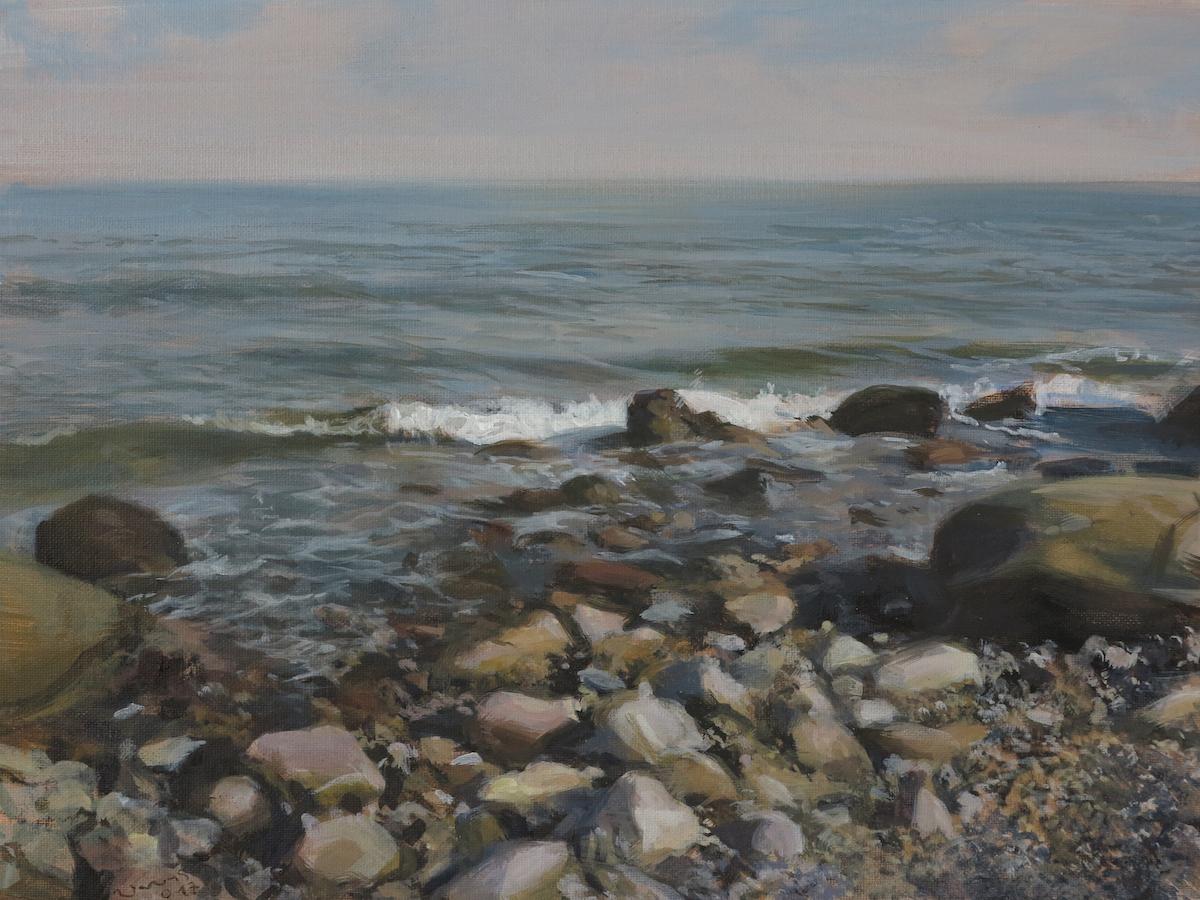 Strand datiert